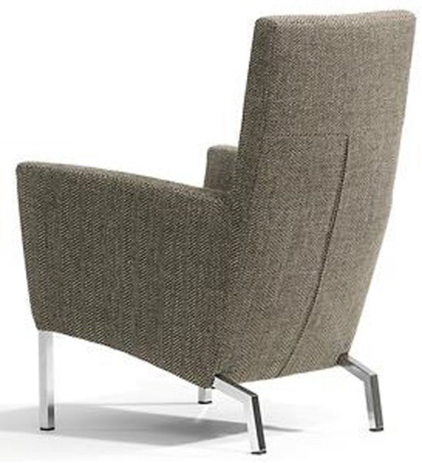 Living fauteuil stof