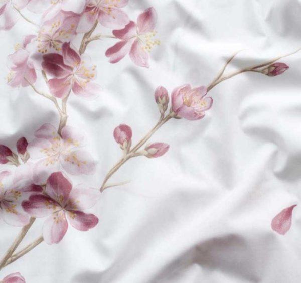 Dekbedovertrek Dommelin Flowers Flora roze