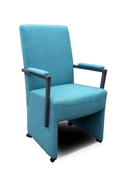 blauw axis fauteuil