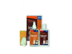 Leather Wax & Oil set 2x150ml
