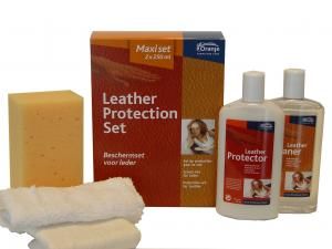Leather Protection MAXI set 2x250 ml