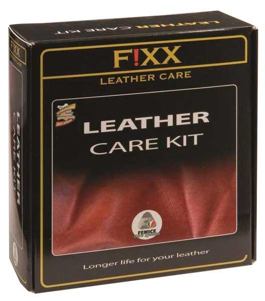 Fixx Leather Care Kit