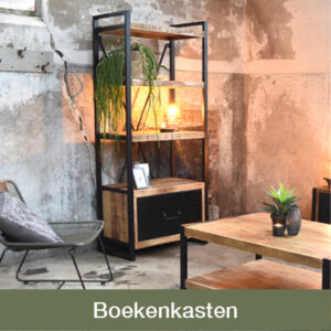 HIH boekenkasten